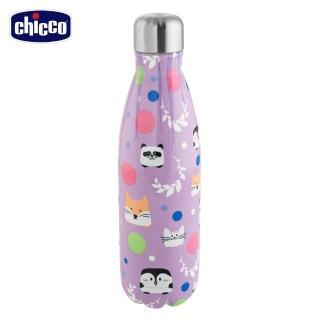 【Chicco】不鏽鋼保溫瓶500ml