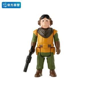 【STAR WARS 星際大戰】黑標系列(3.75吋 曼達洛人影集人物組 KUIIL F0937)