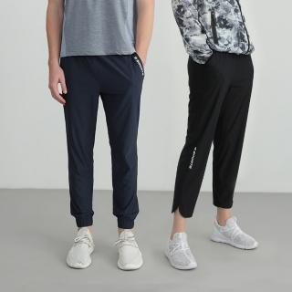 【GIORDANO 佐丹奴】男/女裝 輕薄涼感機能運動褲(多色任選)