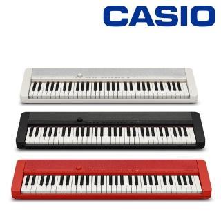 【CASIO 卡西歐】CT-S1 電子琴 61鍵 高質感 支援APP練習(公司貨保固一年)