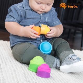 【FatBrain】寶寶忙疊疊(幼嬰專屬的疊疊積木)