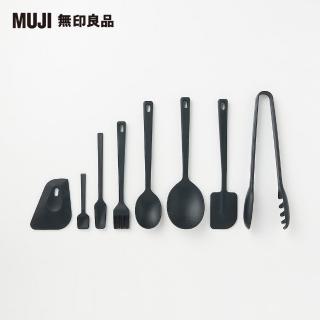 【MUJI 無印良品】矽膠料理夾