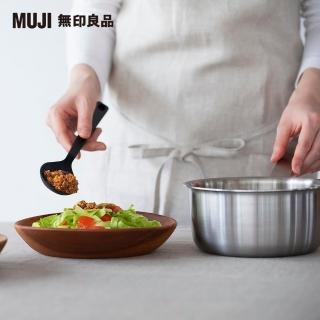 【MUJI 無印良品】矽膠料理匙/小
