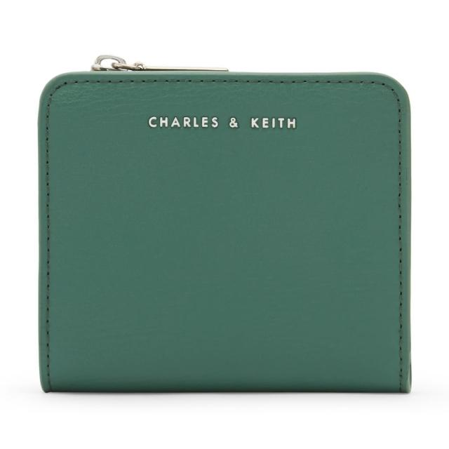 【CHARLES & KEITH】熱銷千件經典短夾-多款任選