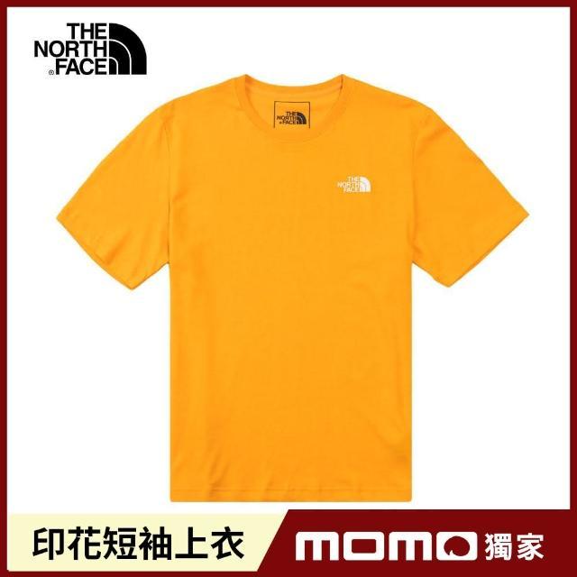 【The North Face】人氣組合-盛夏必備男女推薦款印花短袖T-SHIRT(多款任選)