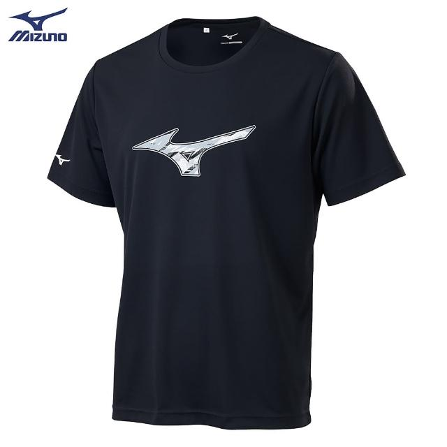 【MIZUNO 美津濃】男女 短袖 上衣 T恤 機能 運動 (多色選) 32TA1005XX