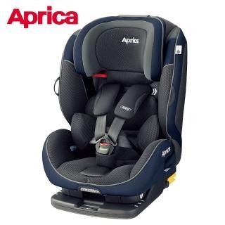 【Aprica 愛普力卡】ISOFIX 成長型輔助汽座 FormFit(2-12歲 超長期使用)