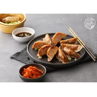 【一休麥餃子】全麥泡菜雞煎餃/全麥蔬蔬雞煎餃(全麥煎餃)