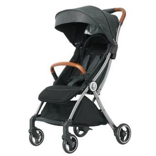 【Zooper】ChaCha 超能轎跑車 - 輕奢款(時尚 可平躺 可登機 嬰兒手推車)