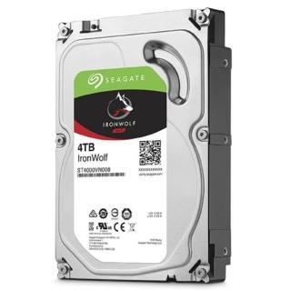 【微軟M365超值組】SEAGATE 希捷 那嘶狼 IronWolf 4TB 3.5吋 5900轉 NAS硬碟 含3年資料救援(ST4000VN008)